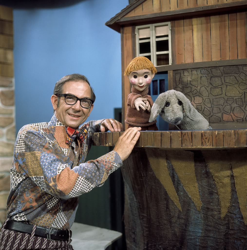 Mr. Dressup from Pickering